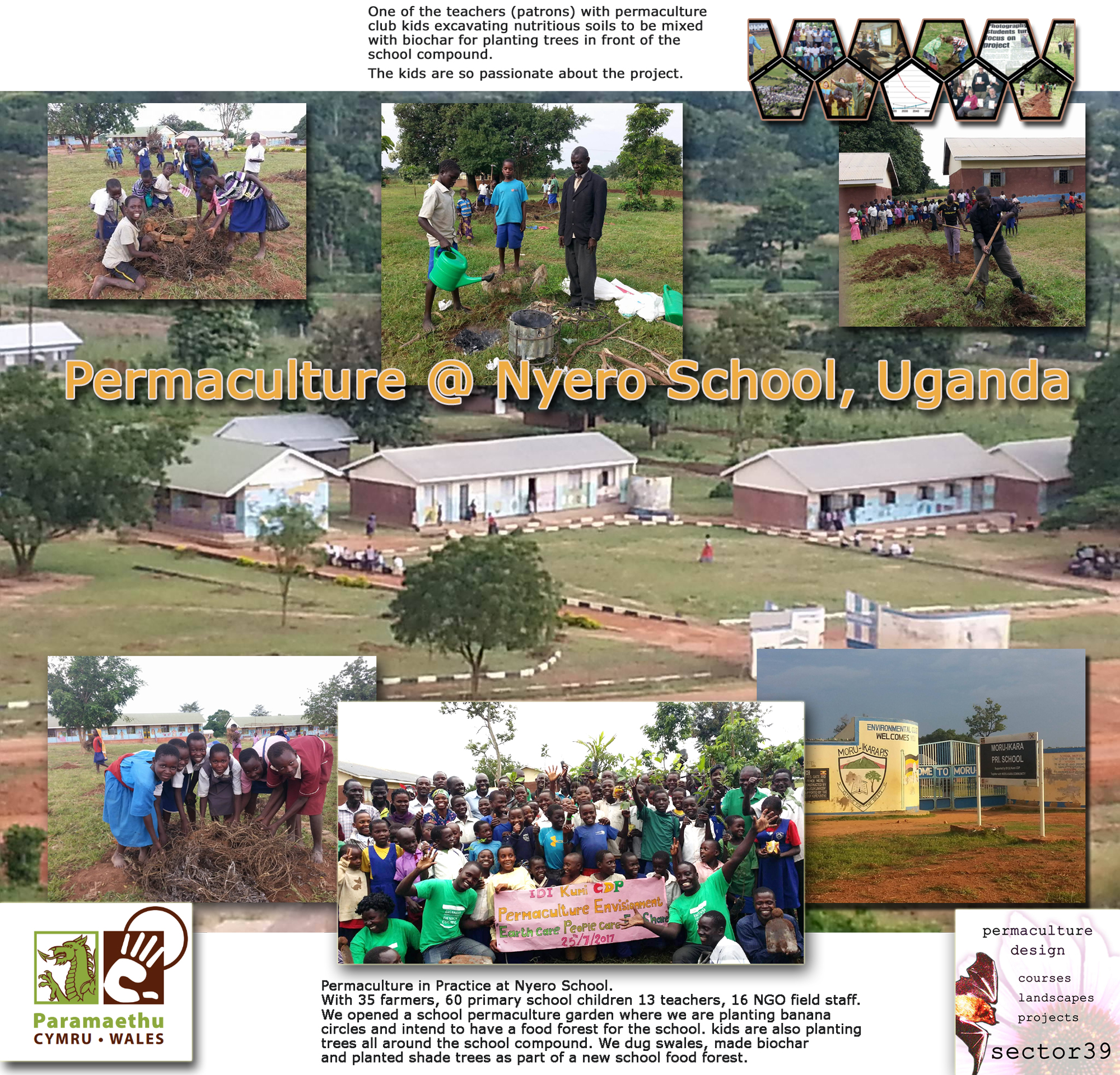 permaculture at Nyero